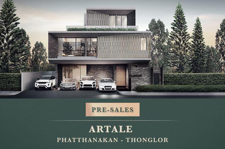 AMC VVIP Pre-sale Artale Phatthanakan - Tonglor