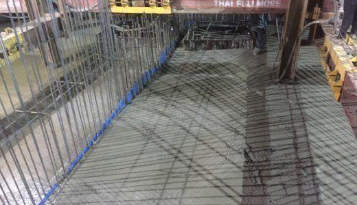 Footing-Concrete-Placing-Work